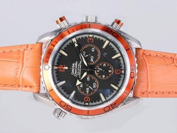 Omega Watch OM20225 Orange