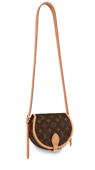 Louis vuitton original Monogram Canvas TAMBOURIN M44860