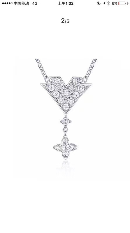 Louis Vuitton Necklace CE4140