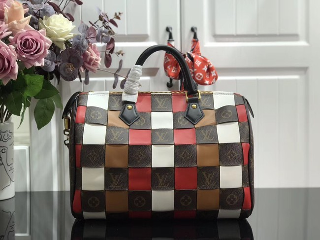 Louis Vuitton Original SPEEDY BANDOULIERE 30 M41114