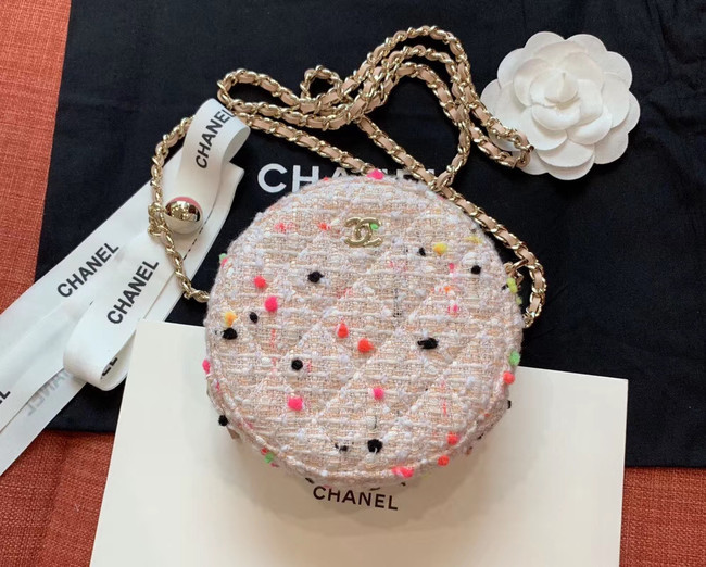 Chanel Chain packet AP0929 white