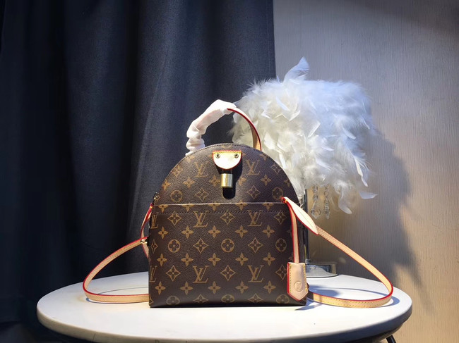 Louis vuitton Monogram Canvas Backpack M44677