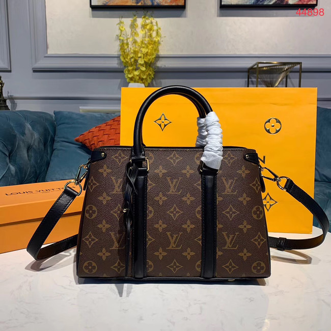Louis Vuitton SOUFFLOT BB M44815 black
