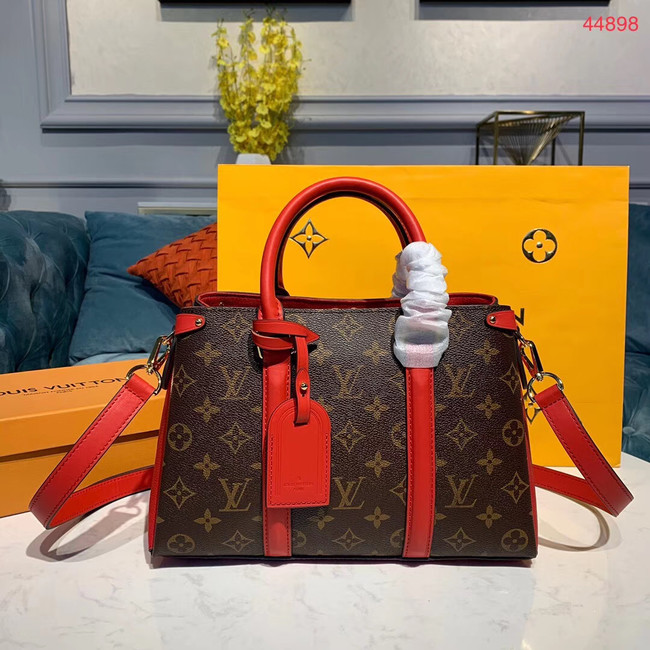Louis Vuitton SOUFFLOT BB M44815 red