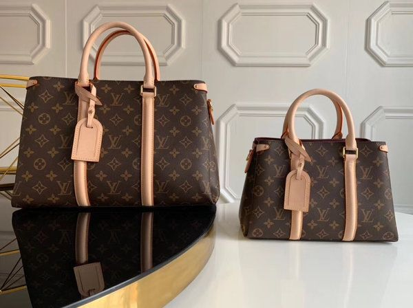Louis Vuitton SOUFFLOT BB M44815 Apricot