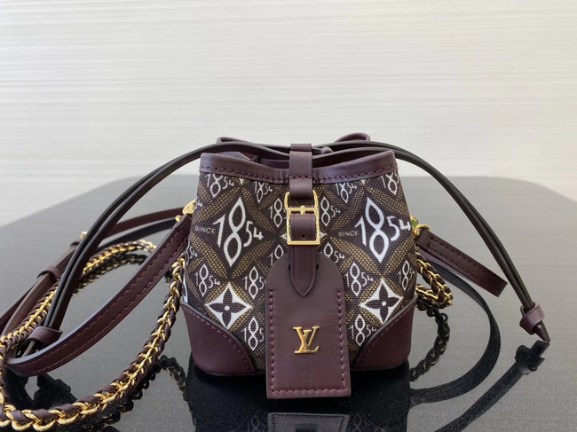 Louis vuitton Original leather M57099 Coffee