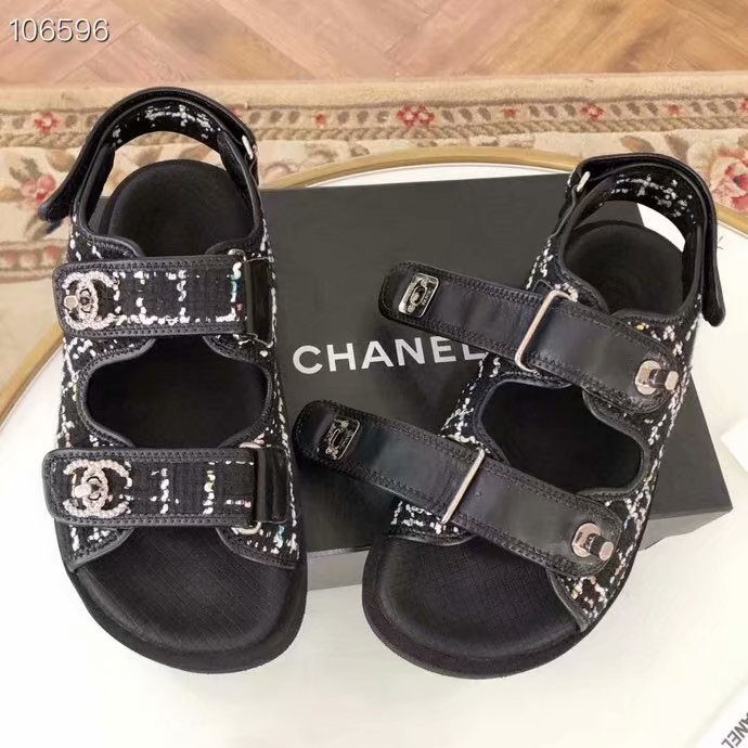 Chanel Shoes CH2591KFC-2