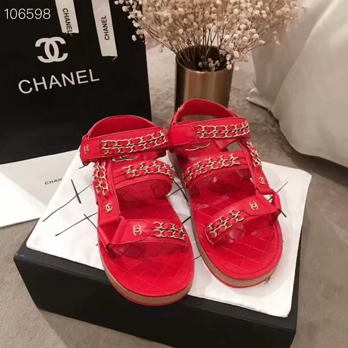 Chanel Shoes CH2592KFC-1