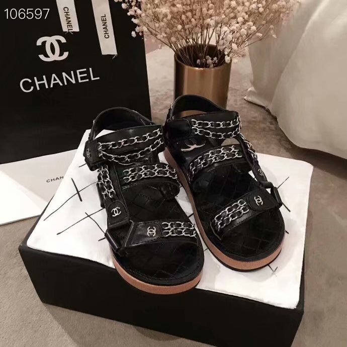 Chanel Shoes CH2592KFC-2