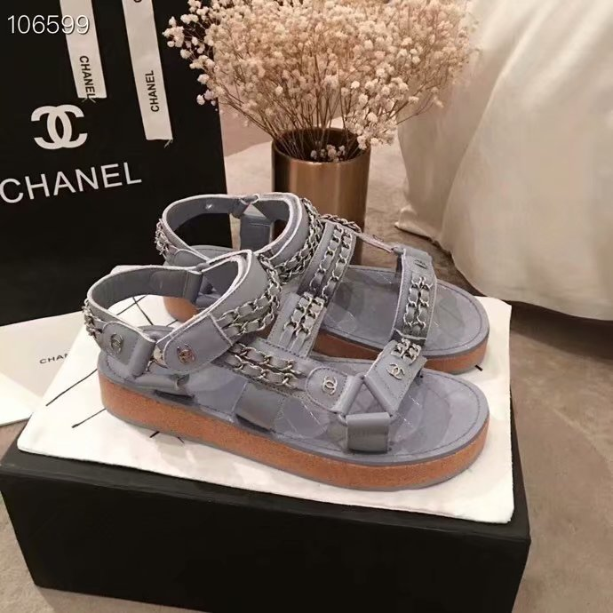Chanel Shoes CH2592KFC-3