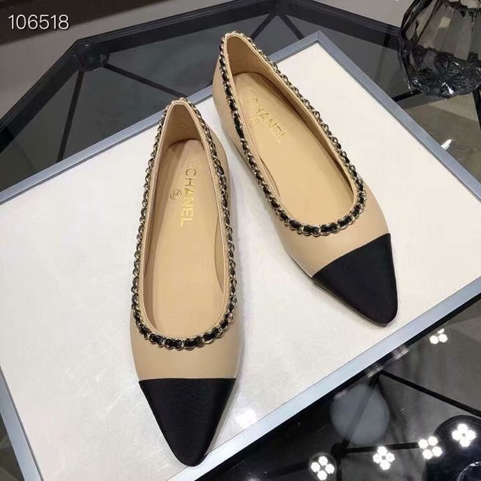 Chanel Shoes CH2593KFC-2