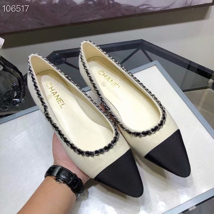 Chanel Shoes CH2593KFC-3