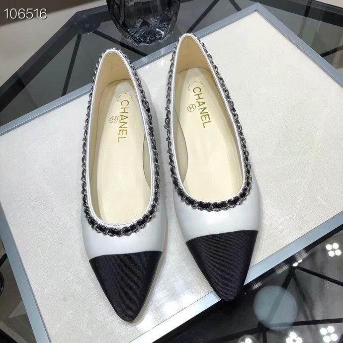 Chanel Shoes CH2593KFC-4