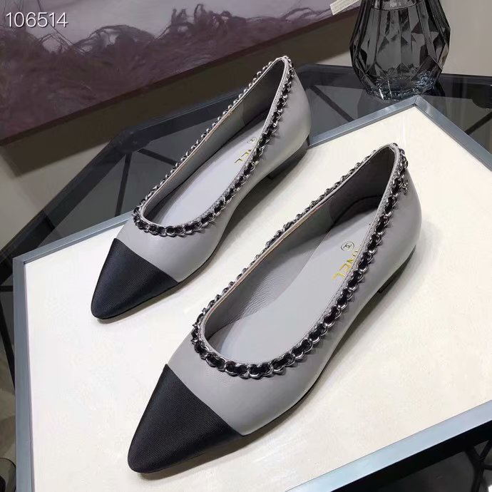 Chanel Shoes CH2593KFC-6