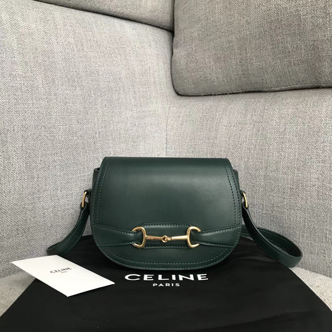 Gucci GG Marmont shoulder bag 191363 blackish green