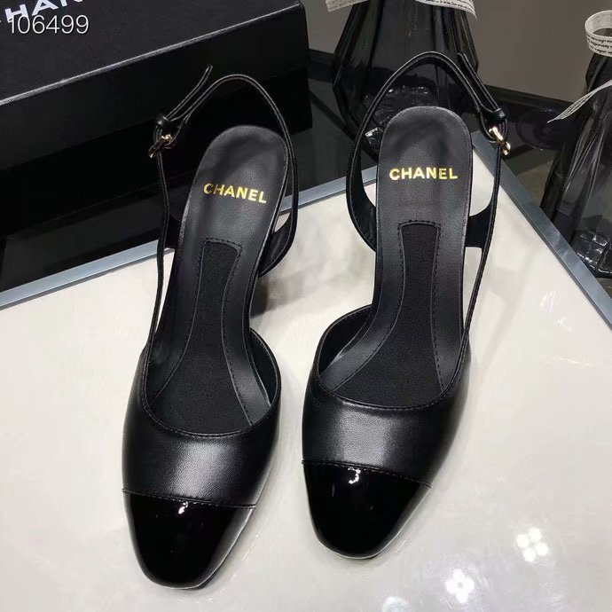 Chanel Casual Shoes CH2598TZC-2 Heel height 6CM