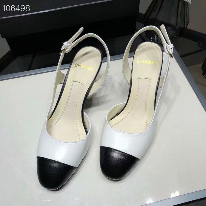 Chanel Casual Shoes CH2598TZC-3 Heel height 6CM