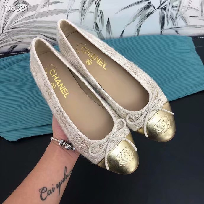 Chanel Casual Shoes CH2604H-10