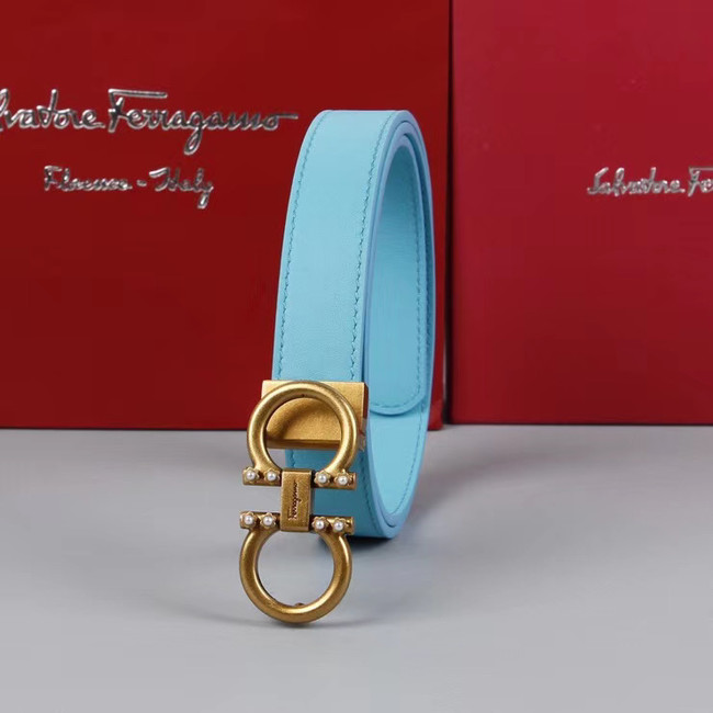 Ferragamo Original Calf Leather 25MM 4988-5