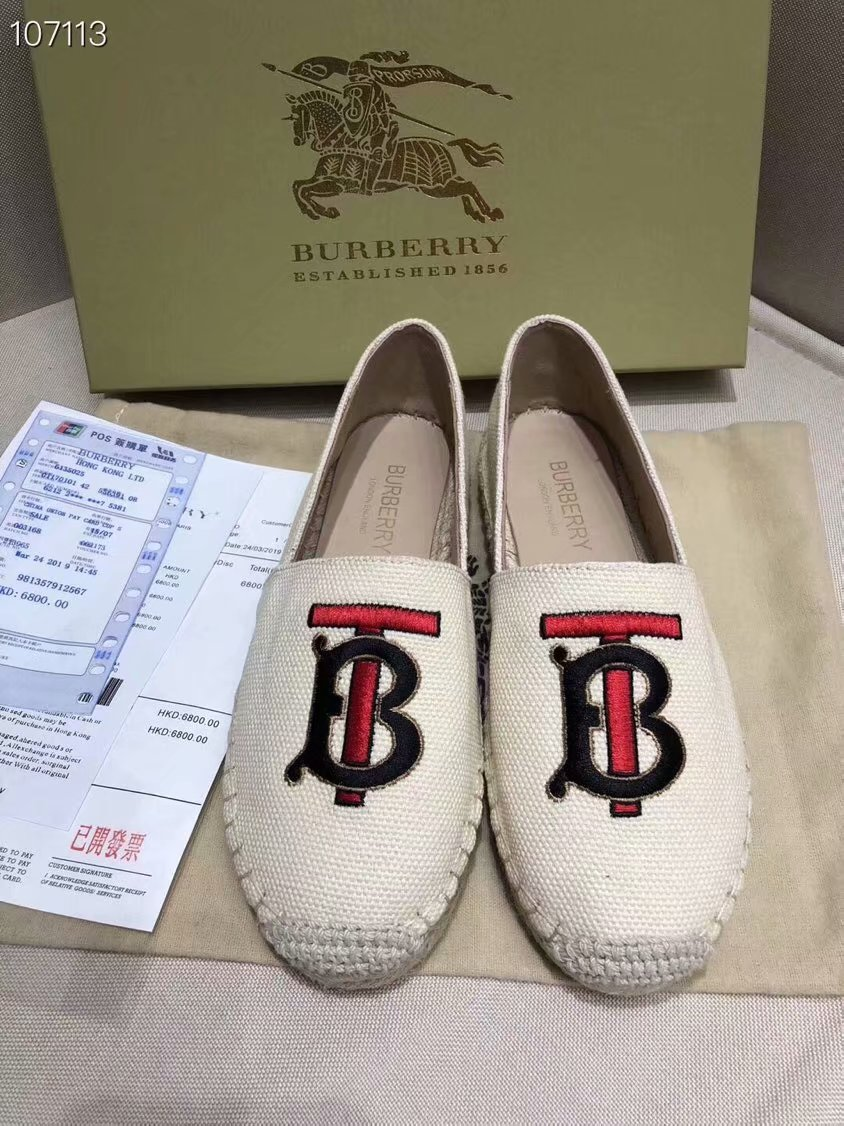 BurBerry Shoes BUY183XB-1