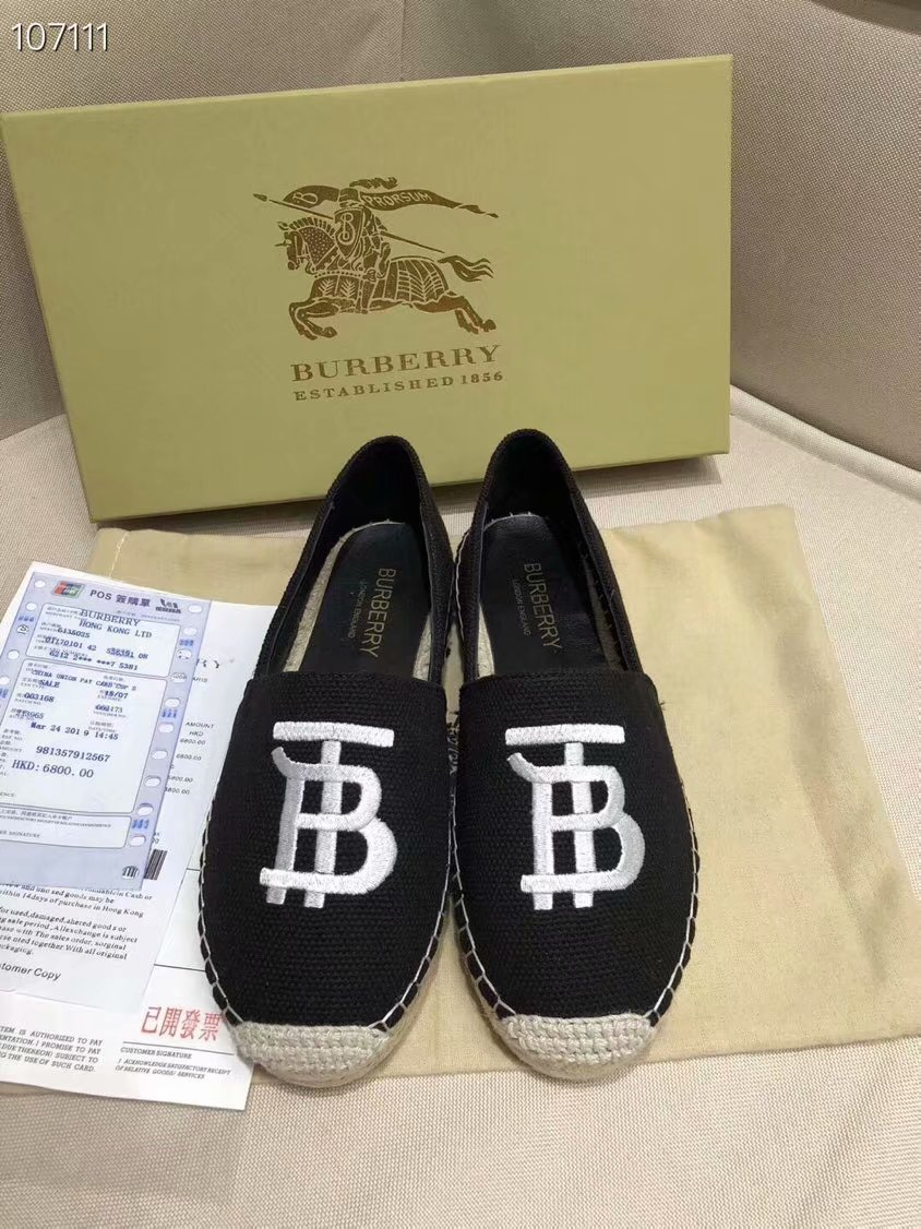 BurBerry Shoes BUY183XB-3