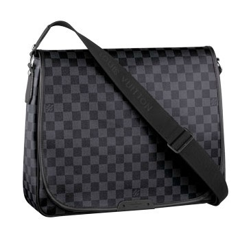 Louis Vuitton Mens Messenger Bags And Totes Daniel GM N58033
