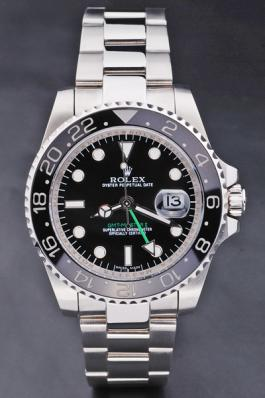 Rolex Perpetual Black Surface 30mm Men Watch-RP2886